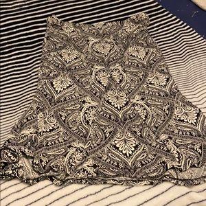 NWT- The Avenue Maxi Skirt